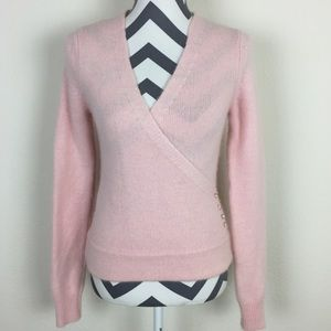 The Limited Baby Pink Sweater